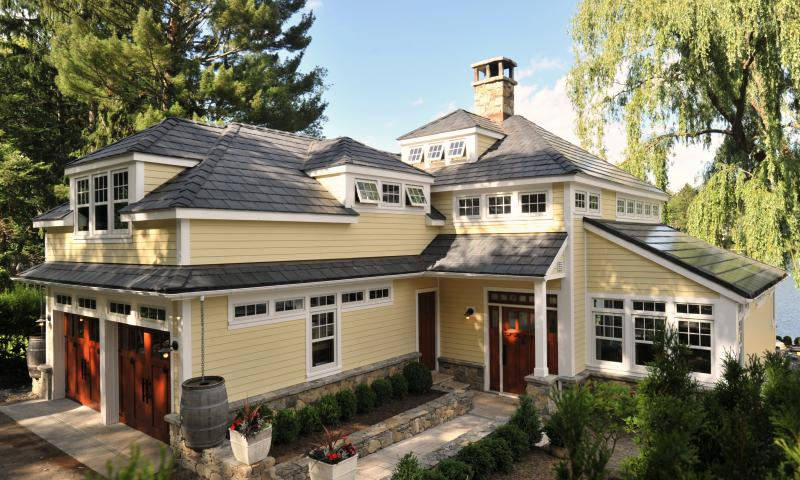 DaVinci Roofscapes slate roofing