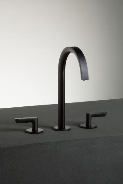 Fantini Icona Deco modern bathroom faucet