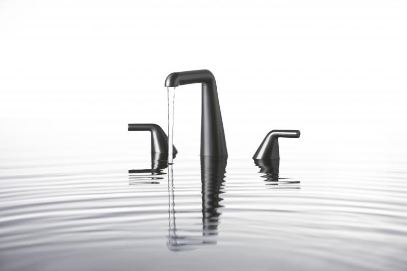 Kallista Taper Bjark Ingels modern bath faucet