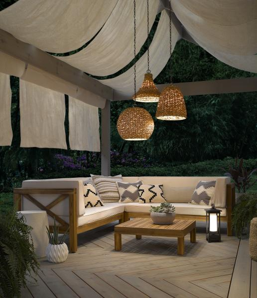Kichler Lighting Palisades outdoor lighting collection