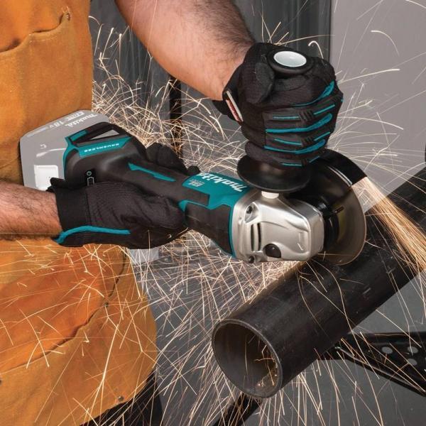 Makita cordless angle grinder