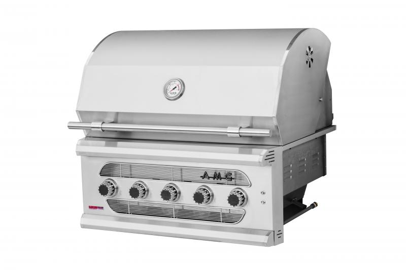 Summerset Grills American Muscle Grill