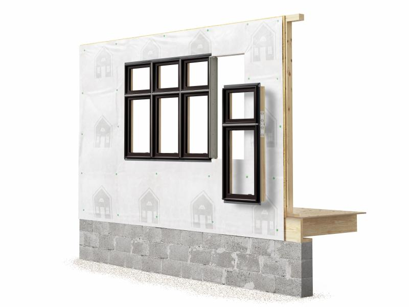 Andersen Windows labor saving Easy Connect Joining System
