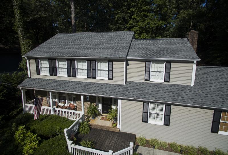 Atlas Roofing labor saving 42-inch shingles