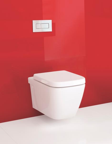 Caroma Invisi wall-hung toilet