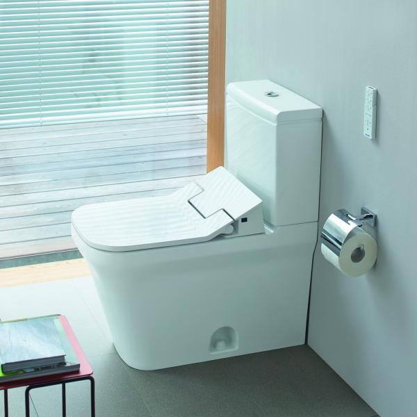 Duravit P3 Comforts two-piece toilet