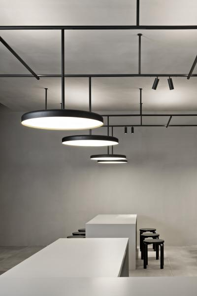 FLOS Architectural Lighting infra-structure fixtures