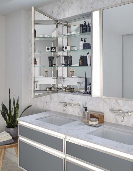 Robern Profiles collection vanity
