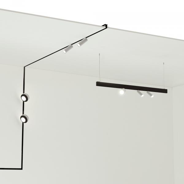 FLOS Architectural Lighting Tracking Magnet