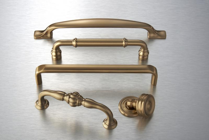 Top Knobs Hardware in Honey Bronze