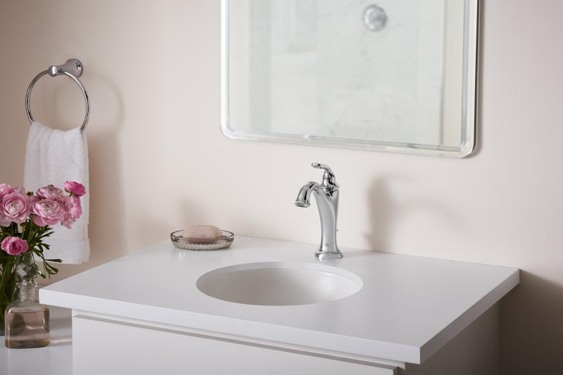 American Standard Patience faucet for retrofits