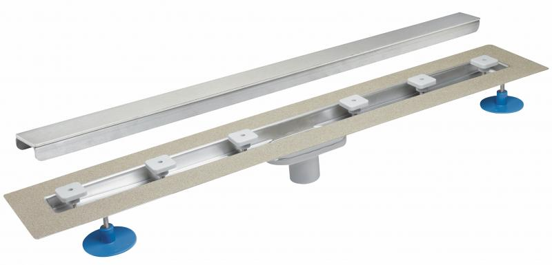 California Faucets CeraLine linear drain