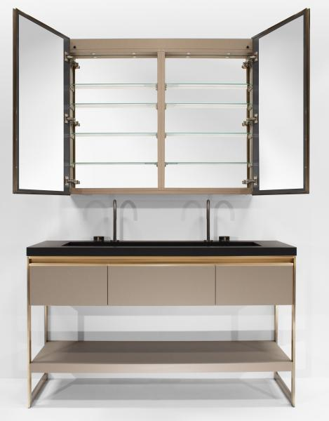 The Furniture Guild Mirrored cabinets Avento