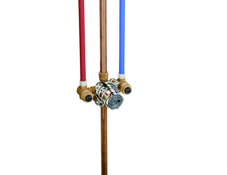 Gerber Treysta shower valve