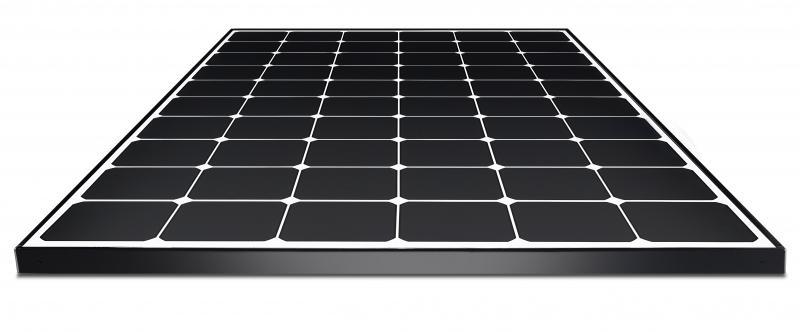 LG Neon R Solar Panels