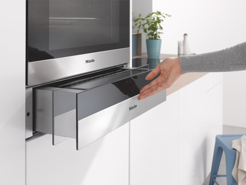 Miele vacuum-sealing drawer