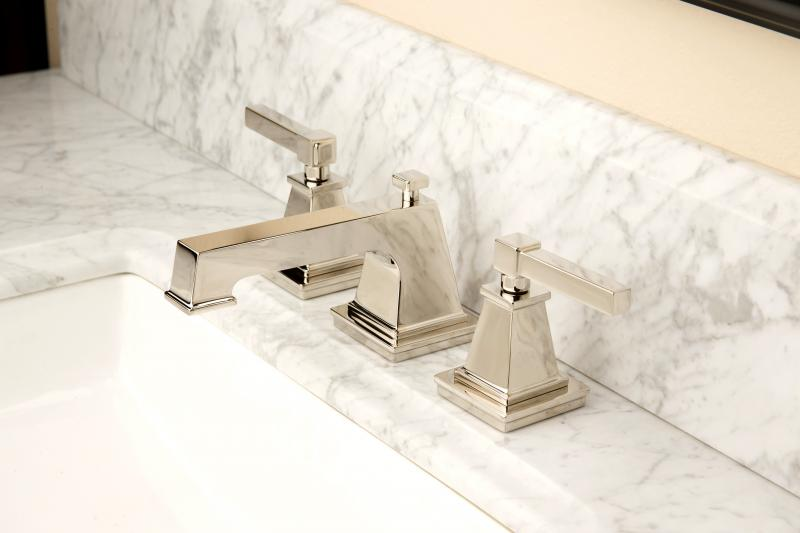 Newport Brass Malvina bath faucet made in america