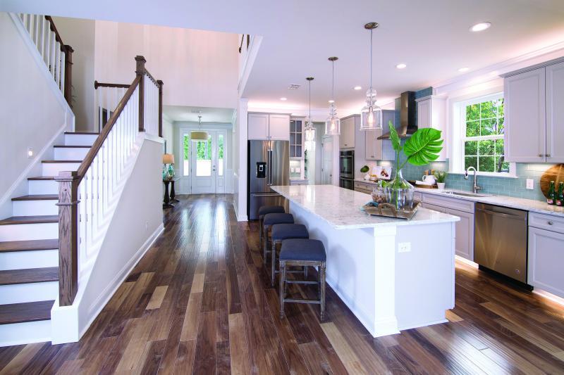 Robin Wilson stair light design