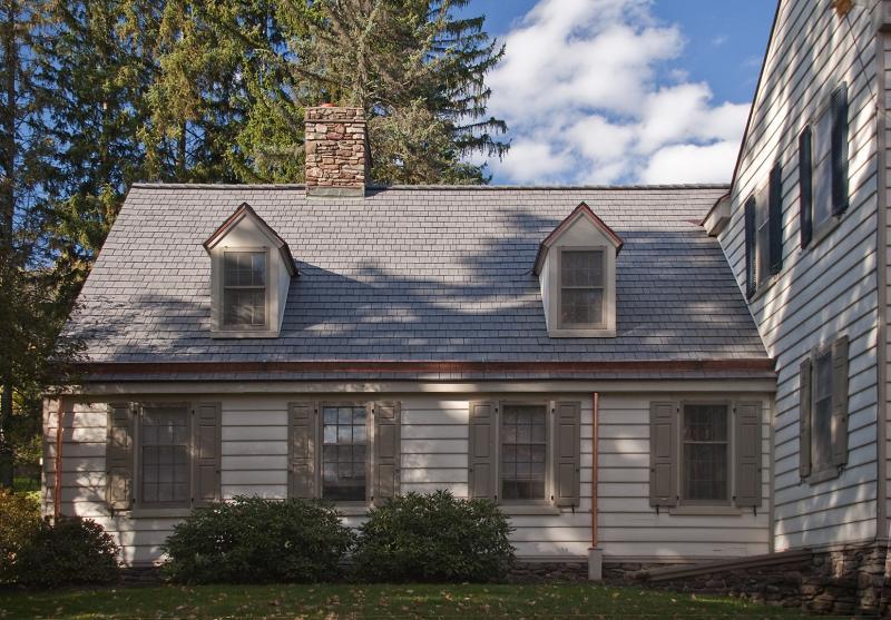 Enviroshake recycled roof