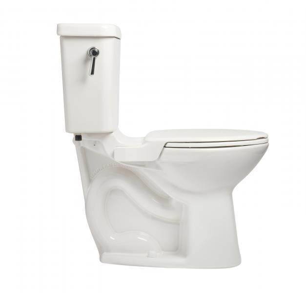 Mansfield Plumbing Vanquish toilet made in america
