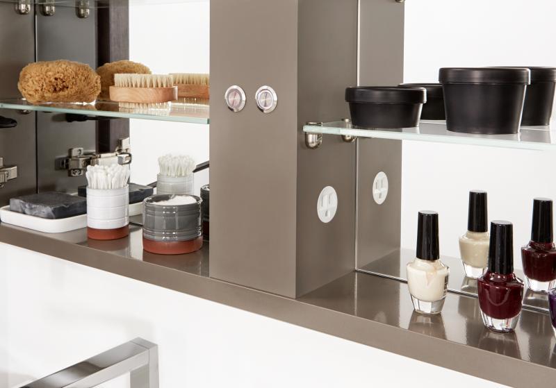 Wetstyle Frame Linea medicine cabinet