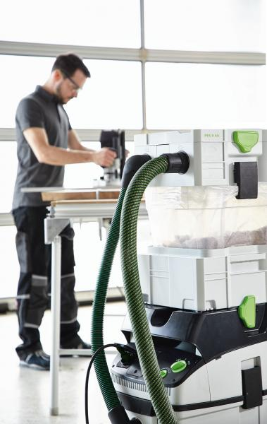 Festool Dust Extractor and cyclone