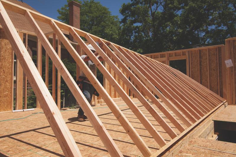 BMC Ready-Frame precut building system