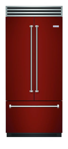 BlueStar french door refrigerator