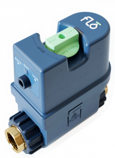 Flo Leak detection system