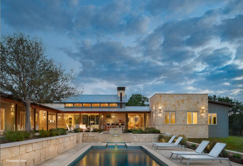 Craig McMahon LaCantina competition Best Rural Residential