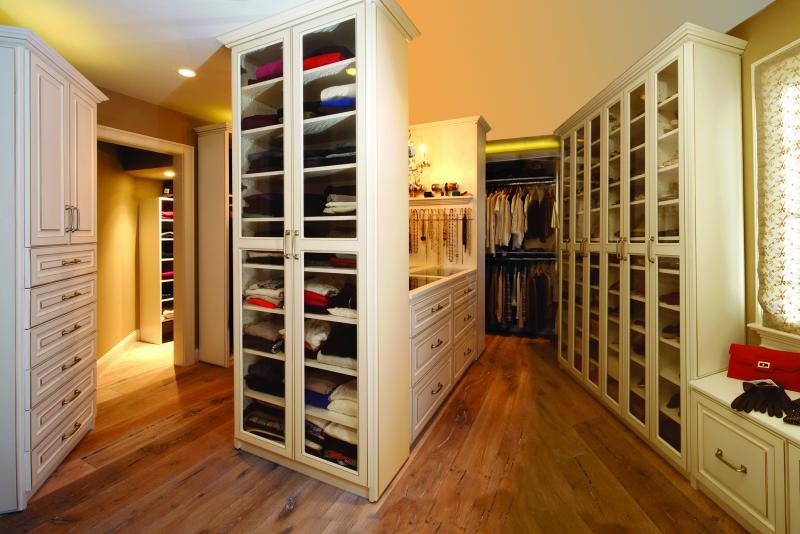 Closet City custom closet