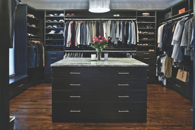 EcoNize custom closet