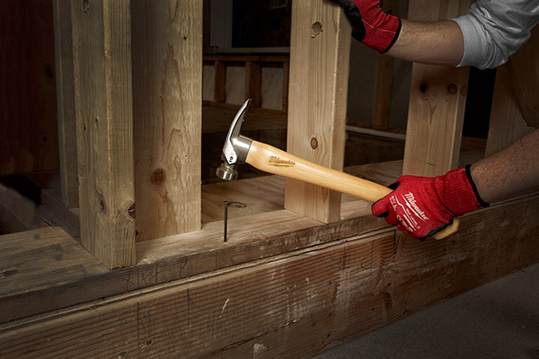 Milwaukee Tool hickory hammer
