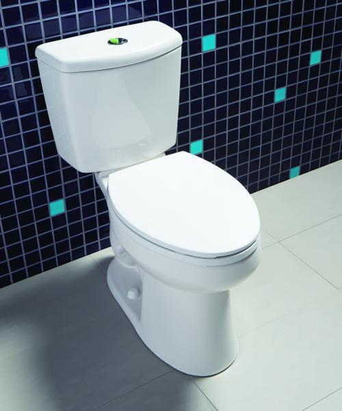 Niagara Conservation Nano dual-flush toilet