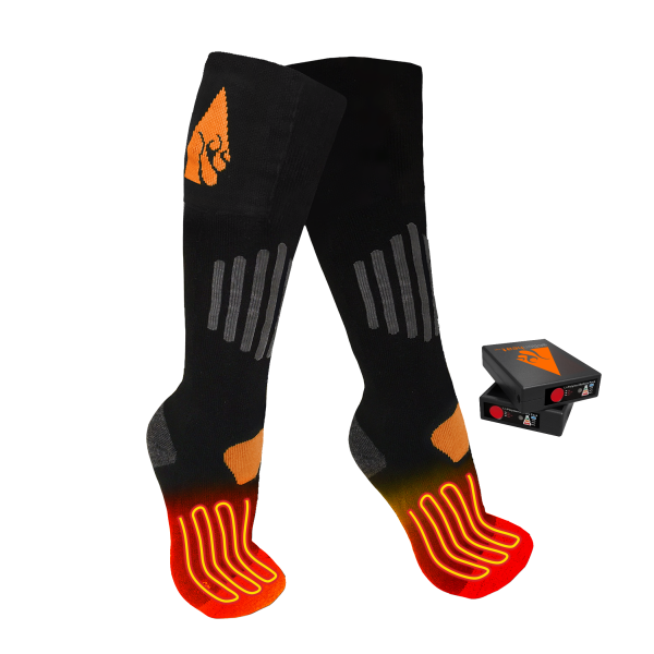 ActionHeat 3.7V rechargeable socks
