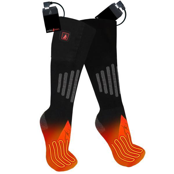 ActionHeat battery heated socks