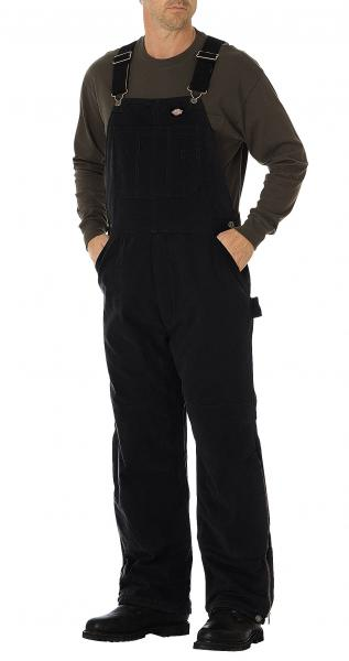Dickies Sanded Duck Insulated bib overalls