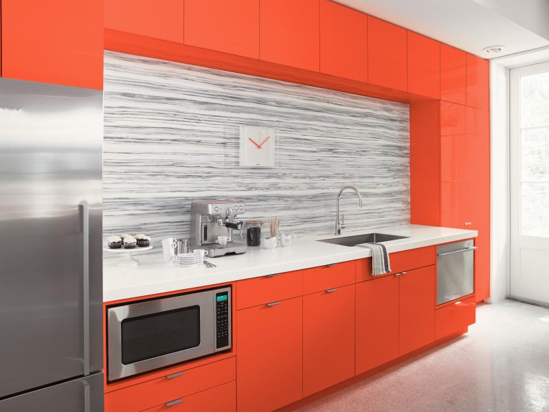 Formica Laminate Clementine