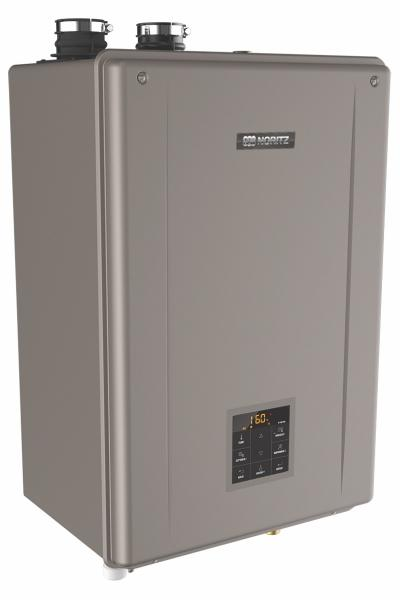 Noritz combination boiler and space heater