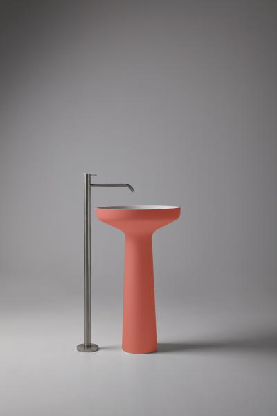 Antoniolupi Ago85 sink in Living Coral