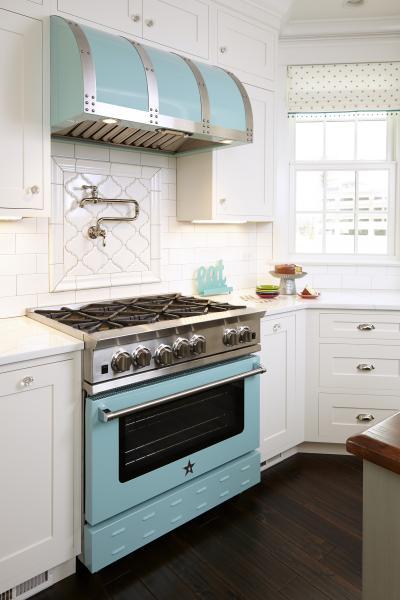 BlueStar Kitchen Design Competition finalist by Pamela Polvere