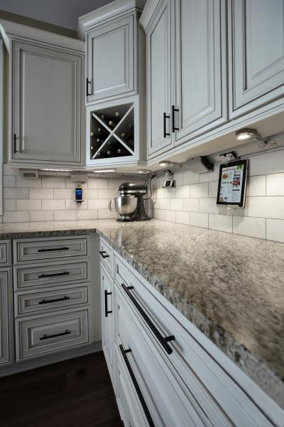 Legrand under cabinet lighting system