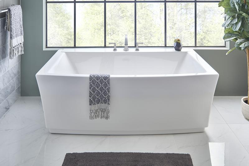 American Standard Townsend freestanding bath tub