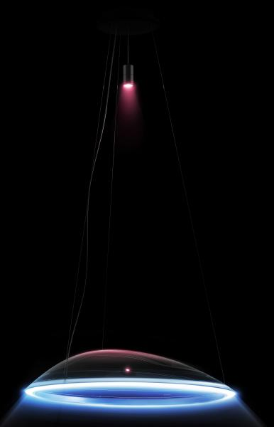 Artemide lighting collaboration with Mercedes-Benz