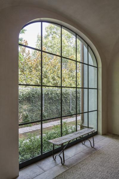 Atelier Domingue steel-framed custom windows and doors