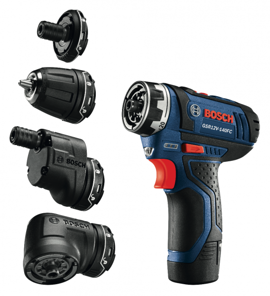 Bosch Power Tools driver system