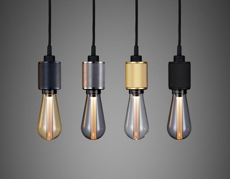 Buster + Punch Heavy Metal lighting