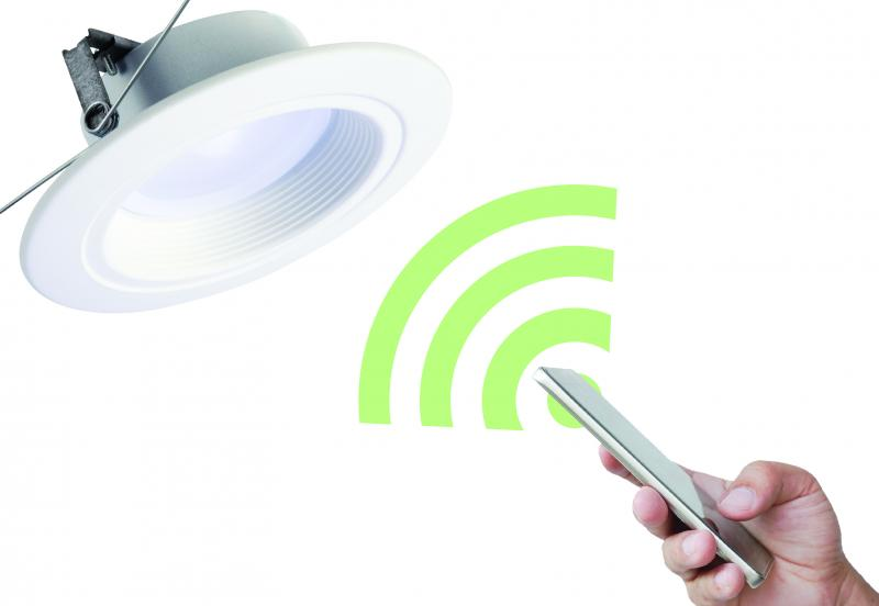 Eaton smart downlight