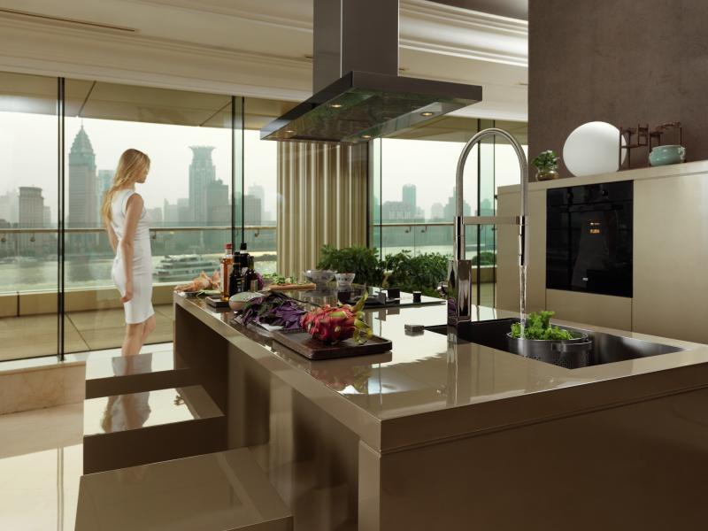 Sensational Franke Brings Crystal Kitchen Sink To The U S Products Download Free Architecture Designs Scobabritishbridgeorg