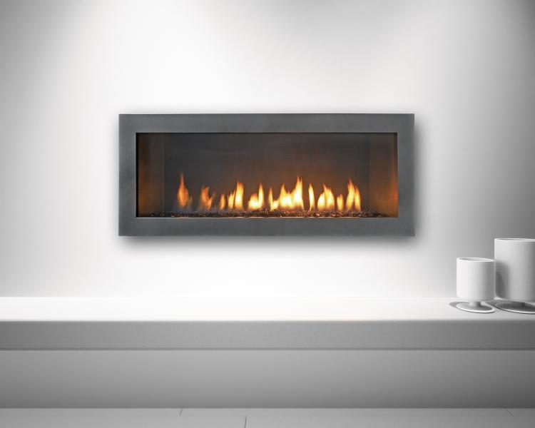 Heat & Glo Cosmo residential fireplace